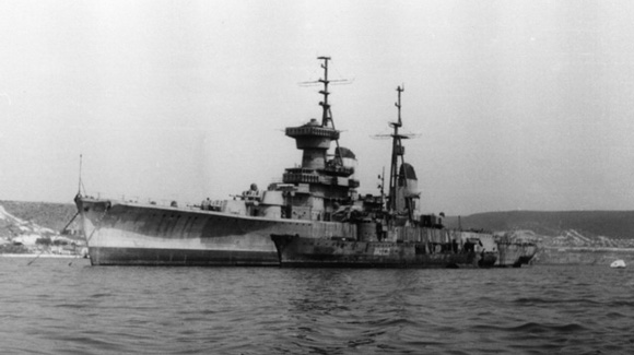 Легкий крейсер