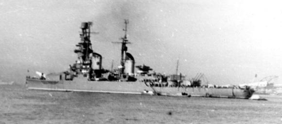 Легкий крейсер Адмирал Нахимов