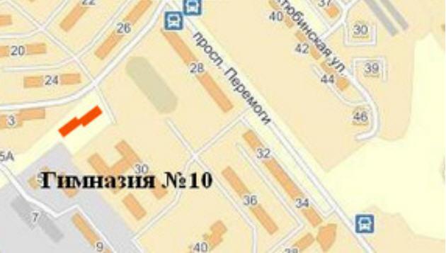 проспект Победы 30-а, Севастополь