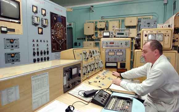ядерный реактор ИР-100, Севастополь