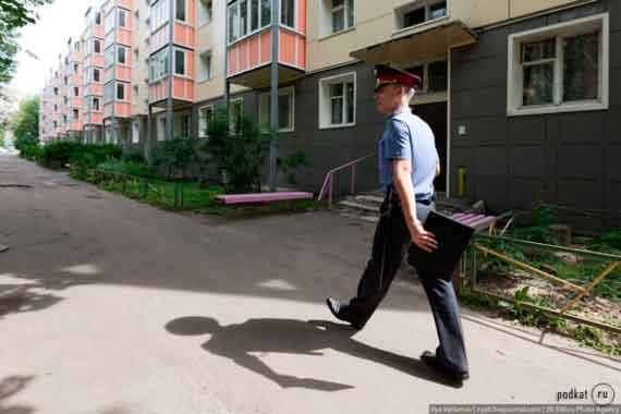 ВСевастополе участковый подделал объявление гражданки