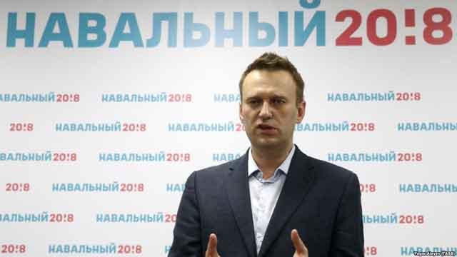 Мэрия столицы  отказала Навальному впроведении митинга «Оннам неДимон»