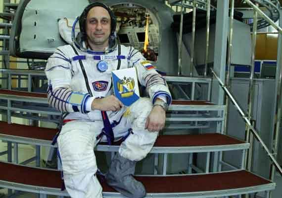 Новейшую миссию наМКС возглавит космонавт изСевастополя