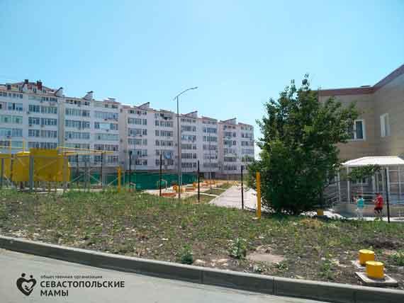 В Севастополе в середине апреля этого года в присутствии торжественных делегаций и официальных правительственных лиц по адресу Хрусталева 161-а был открыт новый детский сад