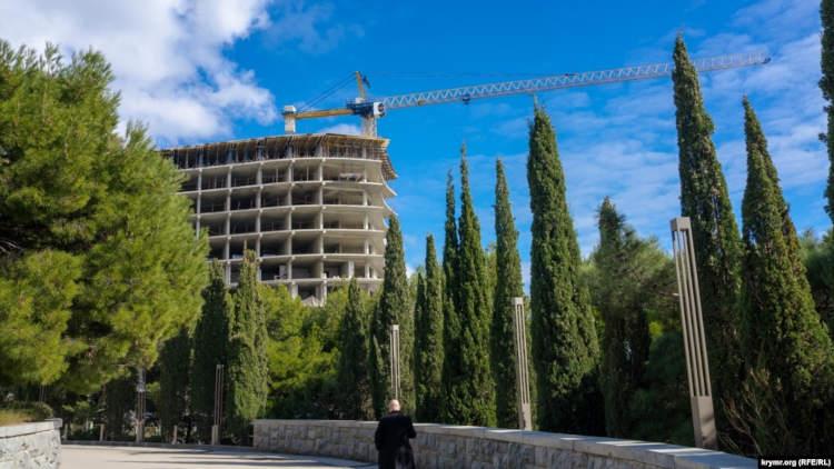 Застройщик Форосского парка займется реконструкцией трех водозаборов в  Крыму – Аксенов